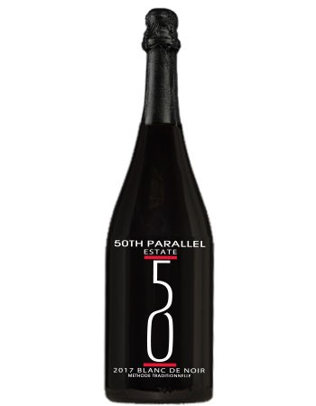 50th Parallel Estate Blanc de Noir 2017