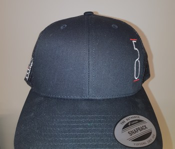 Ball Cap - Black 50th Parallel