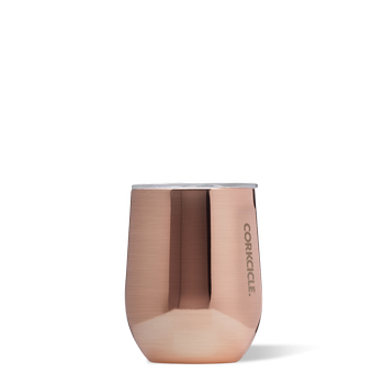 Stemless Vinnebago Copper