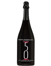 50th Parallel Estate Blanc de Noir 2017 Image