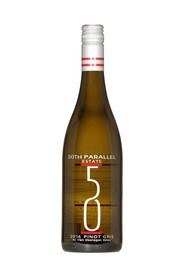 50th Parallel Chardonnay 2016