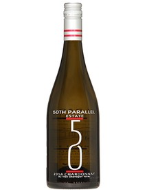 50th Parallel Estate Chardonnay