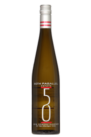 50th Parallel Estate Gewurztraminer 2016
