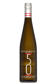 50th Parallel Estate Gewurztraminer 2017 Image