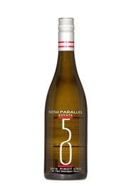 50th Parallel Estate Pinot Gris 2017 Image