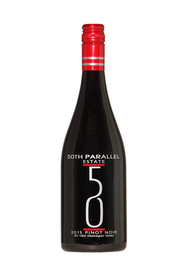 50th Parallel Estate Pinot Noir 2016 Image
