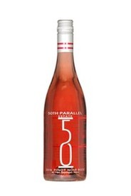 50th Parallel Estate Pinot Noir Rosé 2019