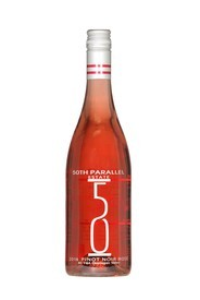 50th Parallel Estate Pinot Noir Rosé 2017