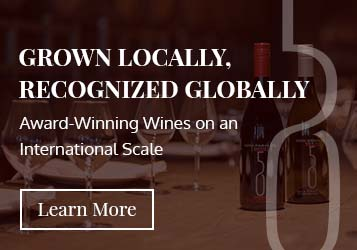 Grown Locally, Recognized Globally